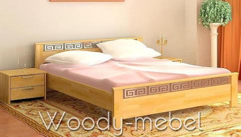 Спальни: кровать Афина
