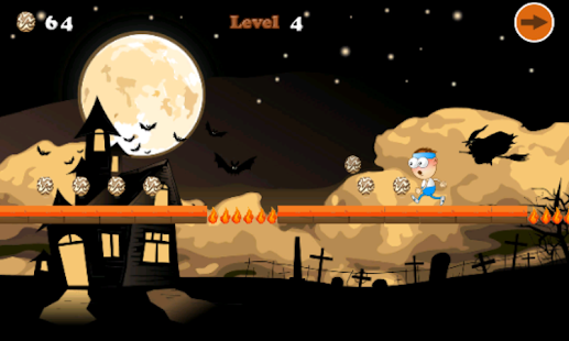 Super Halloween Adventure - screenshot