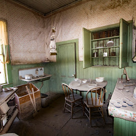 by Bea Welsh - Buildings & Architecture Decaying & Abandoned ( building, old, house, room, abandoned )