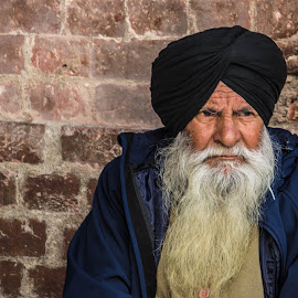by Sakshi Upadhyay - People Portraits of Men