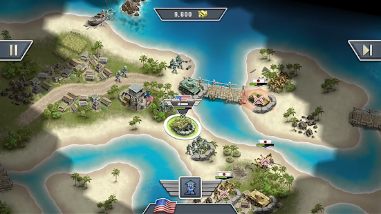 Battle for Pacific Front - screenshot