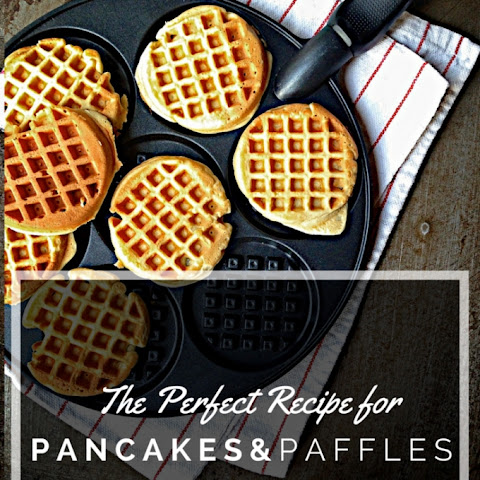 Picky Eaters, Paffles and Perfect Pancake Batter