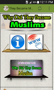 Why Did They Become Muslims - screenshot