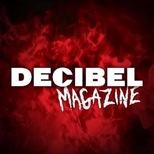 Cover art Decibel Magazine
