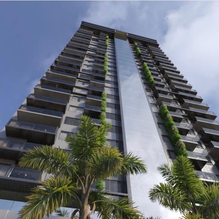 Apartamento com 3 dormitórios à venda, 90 m² por R$ 495.000 - Miramar - João Pessoa/PB