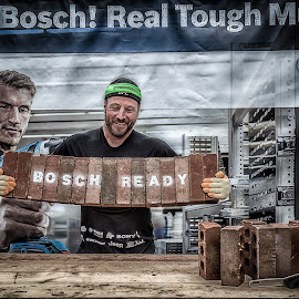 A Real Tough Mudder by Steve Dormer - Sports & Fitness Fitness