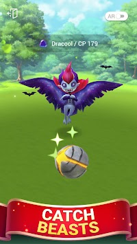 Draconius GO: Catch A Dragon! APK screenshot thumbnail 2