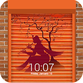 Free Download God screen lock shutter APK for Samsung