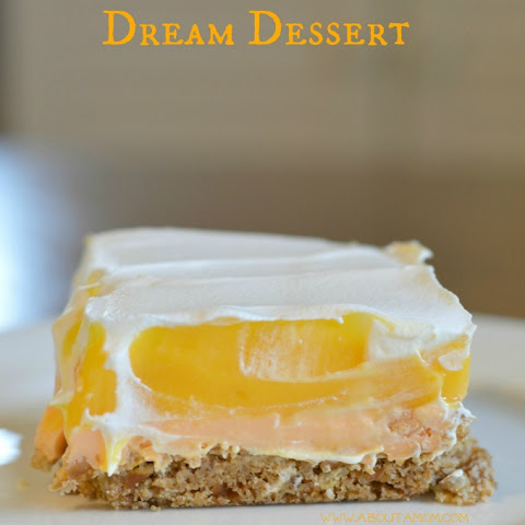 Orange Dream Dessert