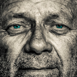 by Jadran Korać - People Portraits of Men