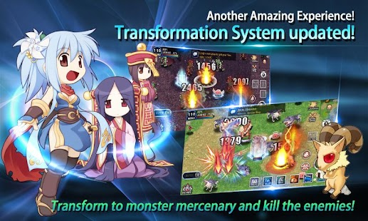Game Ragnarok : Path of Heroes APK for Kindle