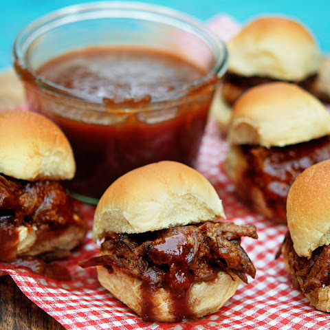 BBQ Short Rib Sliders