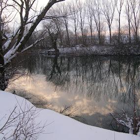 River Ruda by Milan Gilić - Landscapes Waterscapes ( river ruda )
