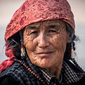 by Manish Mishra - People Portraits of Women