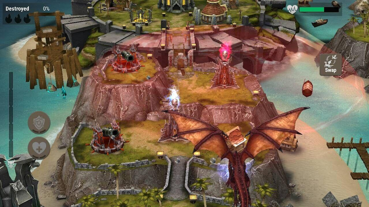 War Dragons Screenshot 5