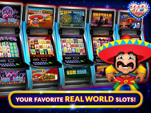 Heart of Vegas - Casino Slots - screenshot