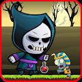 Super Ninja Run vs Zombie Dead APK baixar