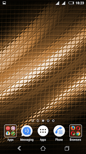 Embossed Brown By Arjun Arora - screenshot