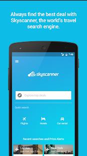 Skyscanner APK for Ubuntu