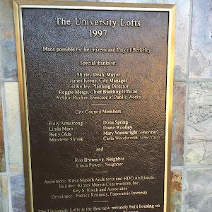 THe University Lofts