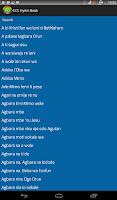 Screenshot of Yoruba CCC Hymn Book