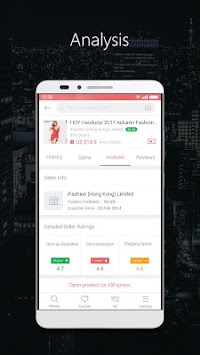 AliPrice -- AliExpress Price Tracker APK screenshot thumbnail 4