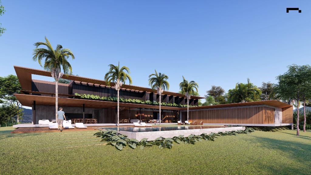 Quinta da Baroneza   Casa nova, alto padrão construtivo, 870 m², piscina, área gourmet, SPA, 7 suítes e muito espaço. Entrega 12/2021