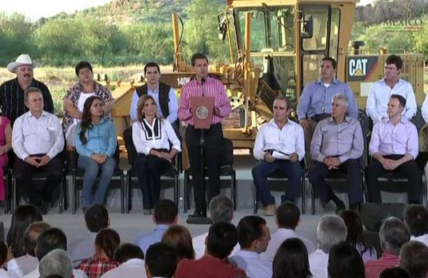 Este gobierno llegó para derribar barreras e impulsar cambios: Peña Nieto