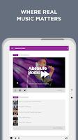 Screenshot of Absolute Radio