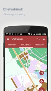 Chelyabinsk Map offline - screenshot