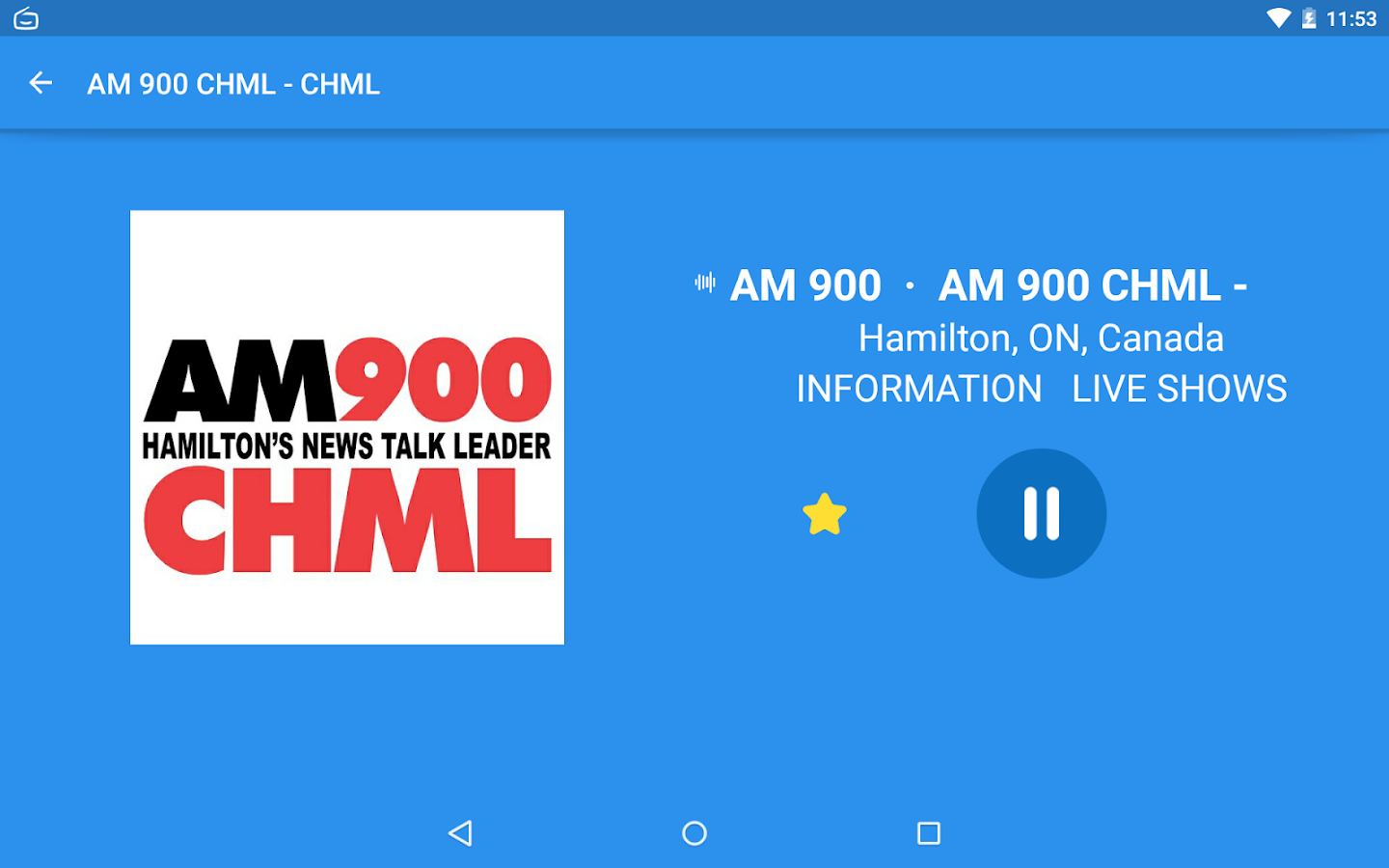 Simple Radio - Free Live FM AM Screenshot 18