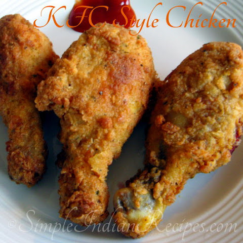 Fried Chicken like KFC