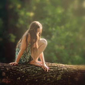 Serenity by Annamarie Dearr - Babies & Children Children Candids