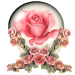 flowers images Gif animated Icon