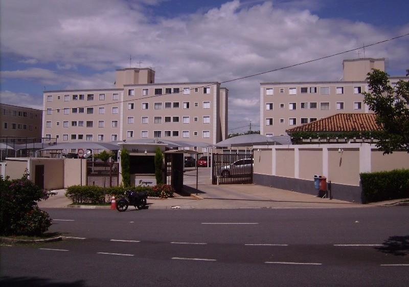 Apartamento residencial à venda, Vila Trinta e Um de Março, ...