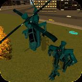 Robot Helicopter APK baixar