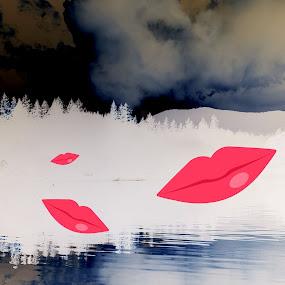 Love endures by Karen McGregor - Digital Art Places