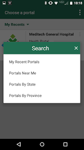 MEDITECH MHealth for pc