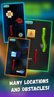 Crawl Snake Crawl - screenshot