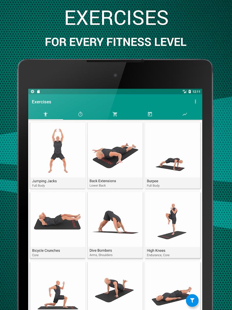 7 Minute Workouts PRO - 99% DISCOUNT Screenshot 14