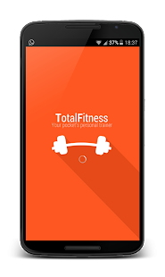 Total Fitness PRO- screenshot thumbnail