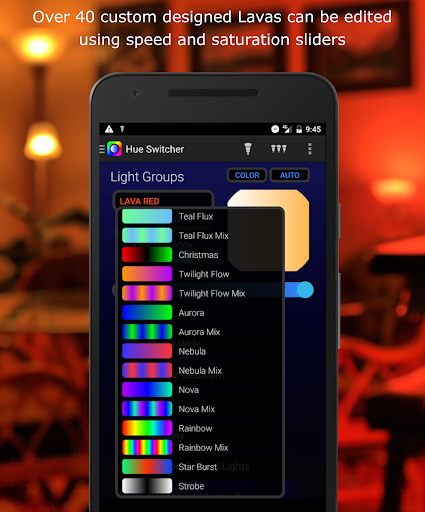 Hue Switcher For PC