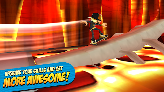 Game Epic Skater apk for kindle fire