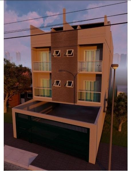 Apartamento Vila Luzita, Santo André (ap2284)