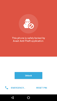 Avast Anti-Theft APK screenshot thumbnail 2