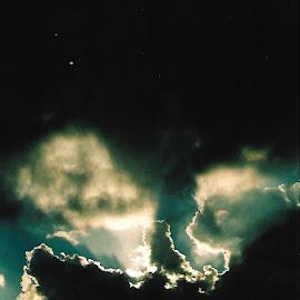 cloud by Jenny Warrick - Landscapes Cloud Formations