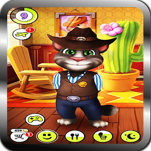 Download Talking Dacing cat For PC Windows and Mac