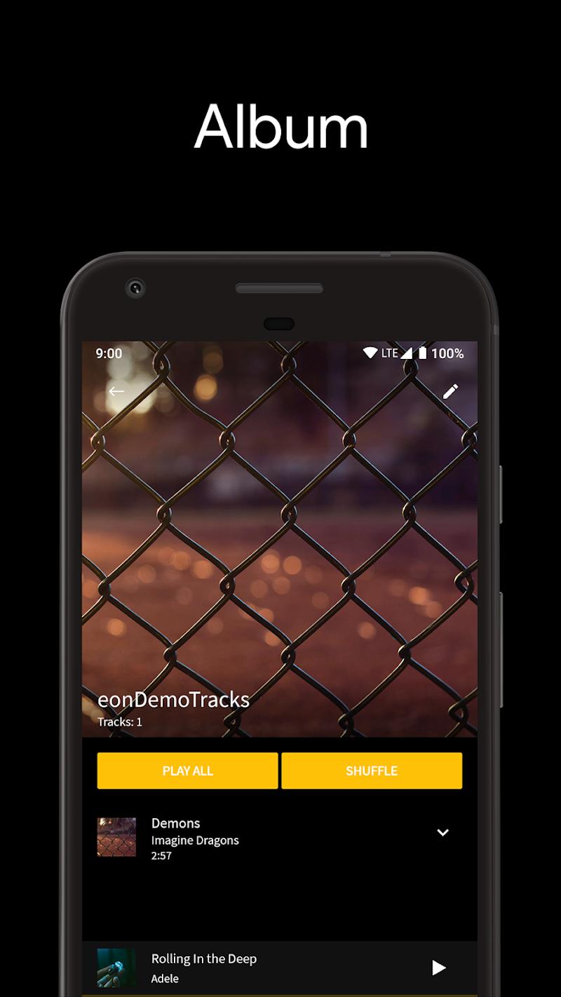 Eon Player Pro Screenshot 7