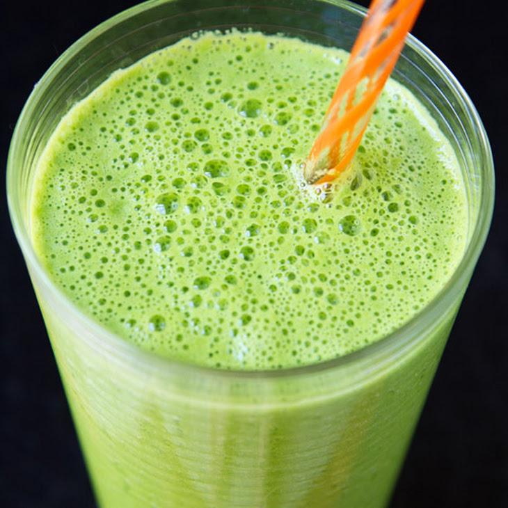 Green Apple Smoothie Recept | Yummly