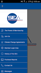 SEA Membership - screenshot